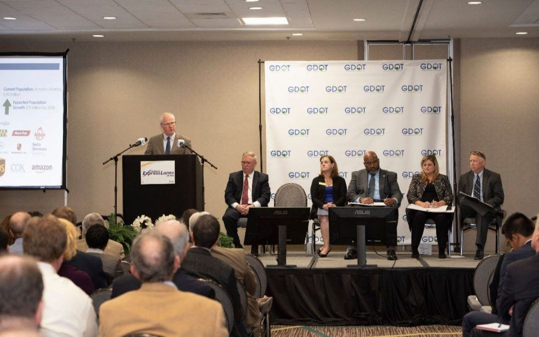 $1.3 Billion Georgia Highway Project Draws Significant Industry Interest