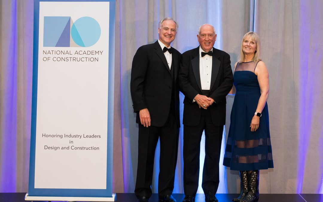 Pete Ruane Elected to National Academy of Construction