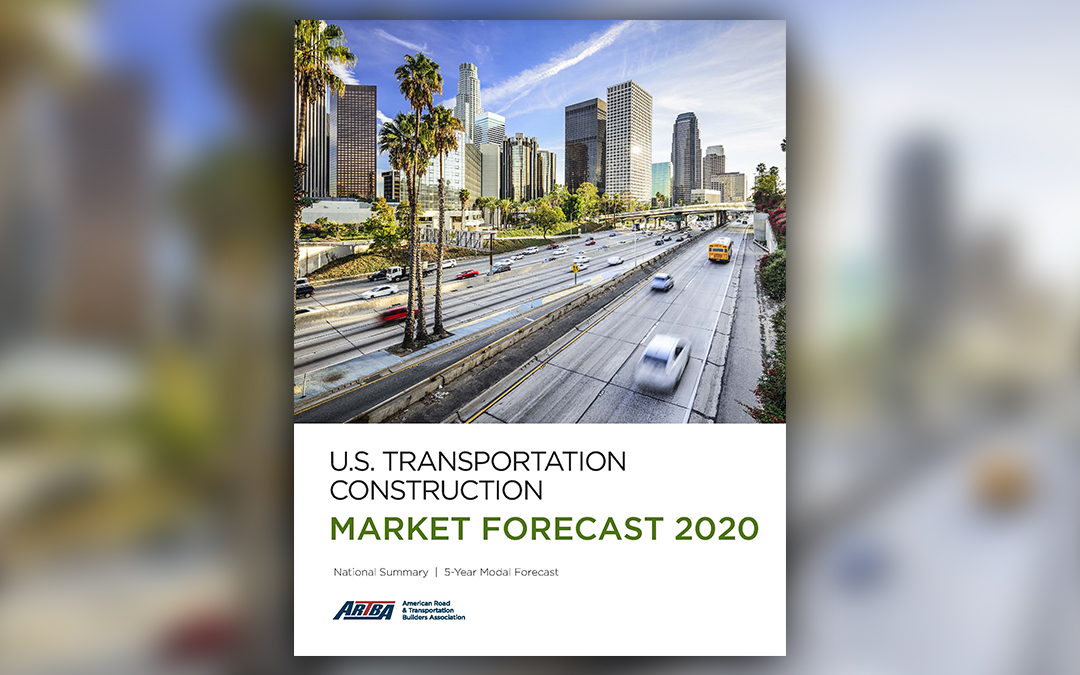 Real Growth Forecast for 2020 Transportation Construction Market
