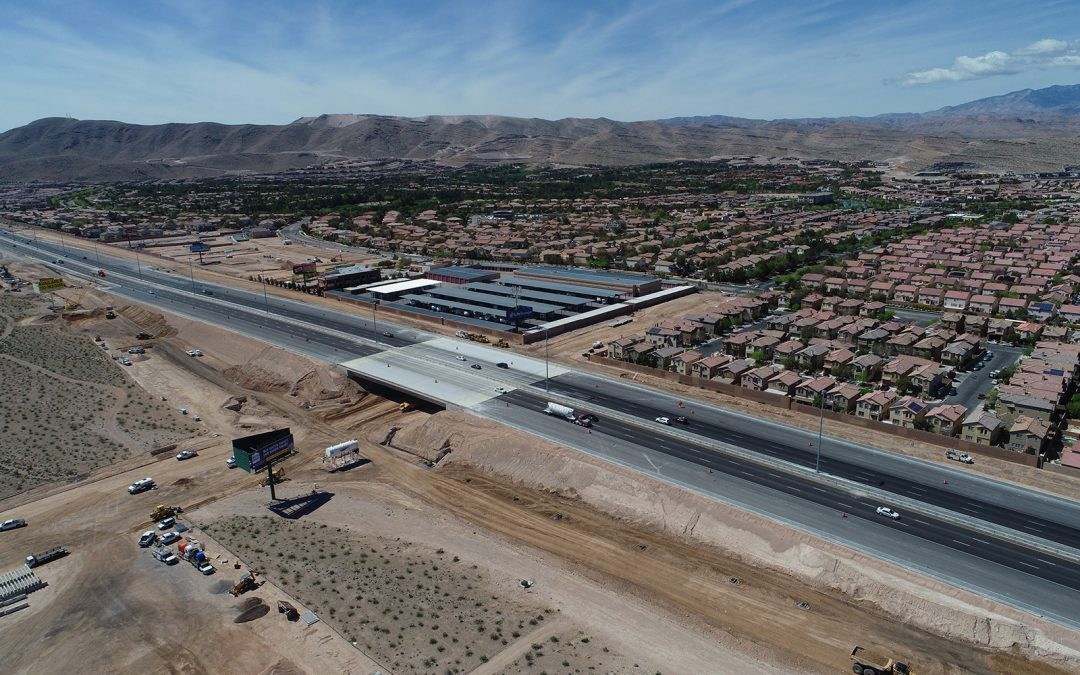 Las Vegas Interchange Project Wins Recognition