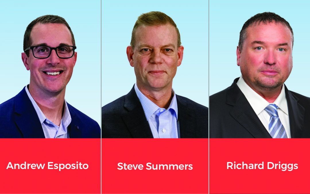 WSP USA Announces Executive Leadership Appointments, Promotion