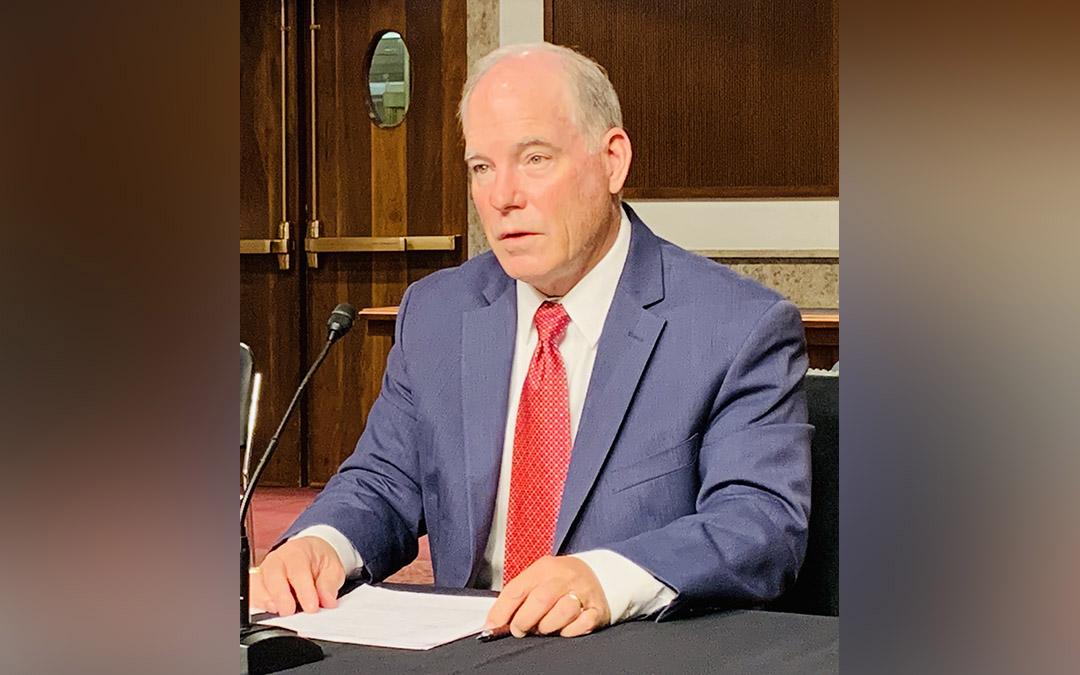 ARTBA Chairman Steve McGough Urges Senate Panel to Pass Multi-Year Highway & Transit Bill to Boost U.S. Economy