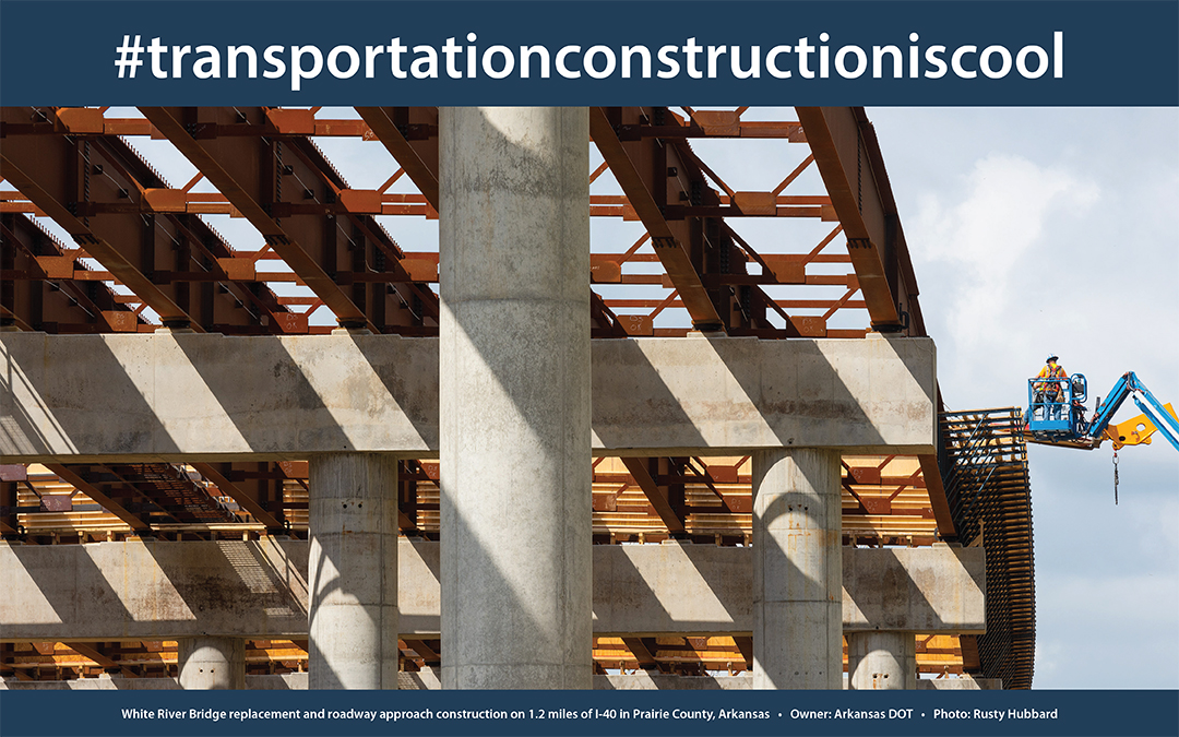 #transportationconstructioniscool: Send Us Your Photos & Stories