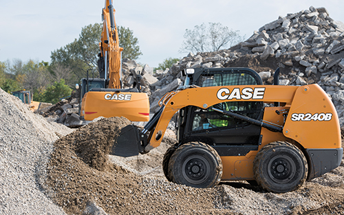 The Next Generation of CASE Compact Track Loaders and Skid Steers