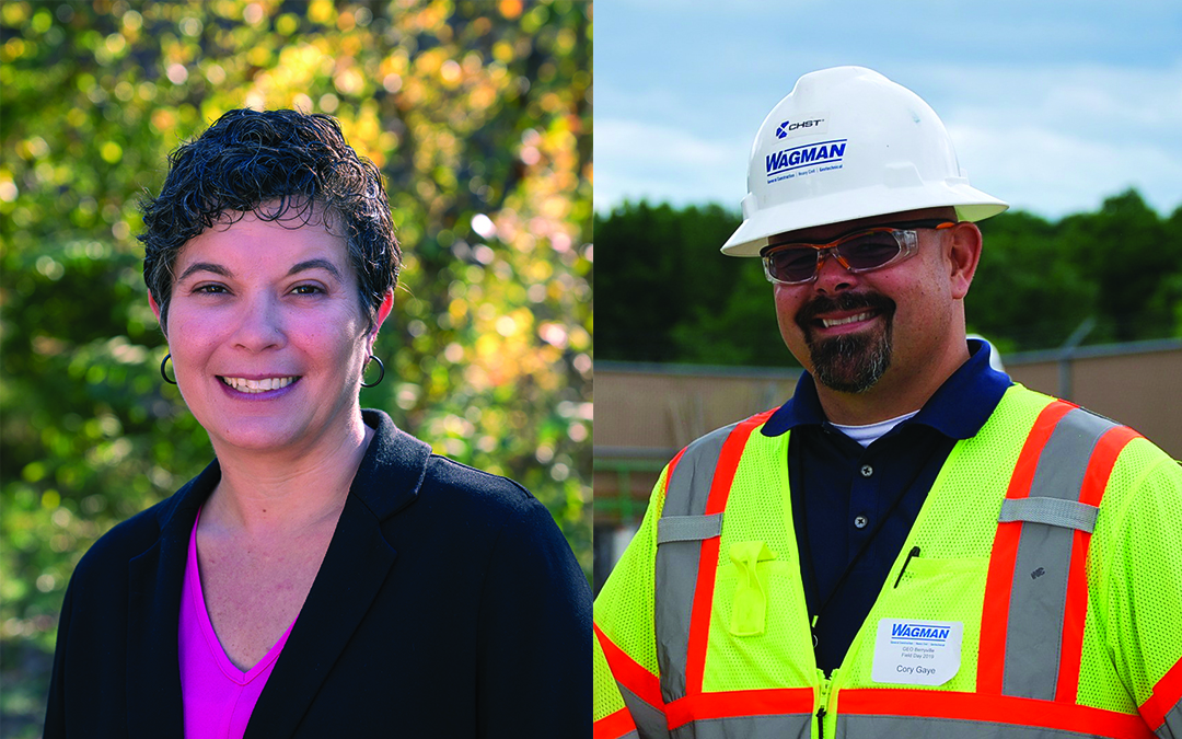 Lane Construction & Wagman Executives Elected to Safety Certification Commission