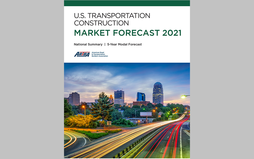 After Record Year, Modest Declines Expected in 2021 Transportation Construction Market
