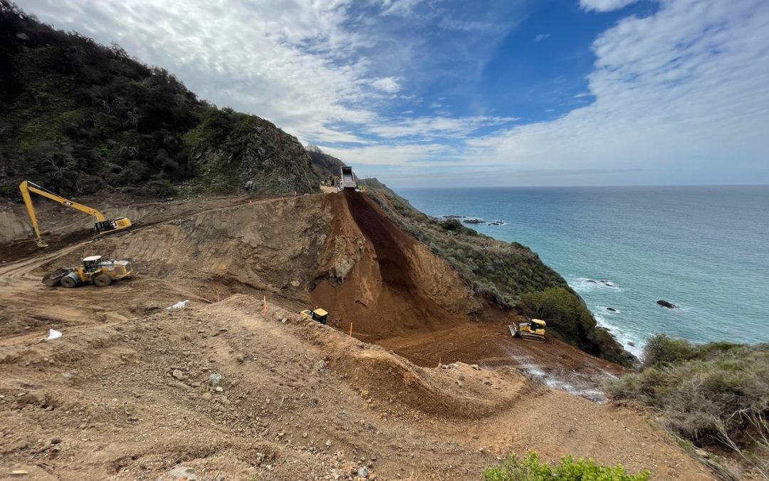 Fast Fix for California's Iconic Highway